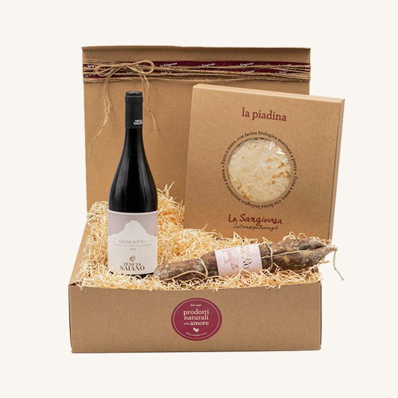 Romagna Mia box Sangiovesa
